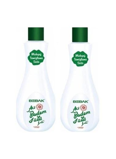 Bebak Acı Badem Sütü 215 Gr X 2 Adet,RNKSZ Renksiz